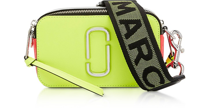 Snapshot Fluorescent Small Camera Bag - Marc Jacobs
