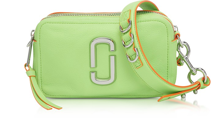 The Softshot 21 Borsa in Pelle con Tracolla - Marc Jacobs