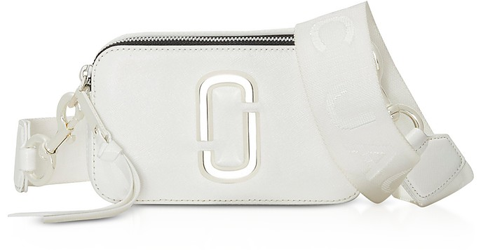 Snapshot DTM Small Saffiano Leather Camera Bag - Marc Jacobs