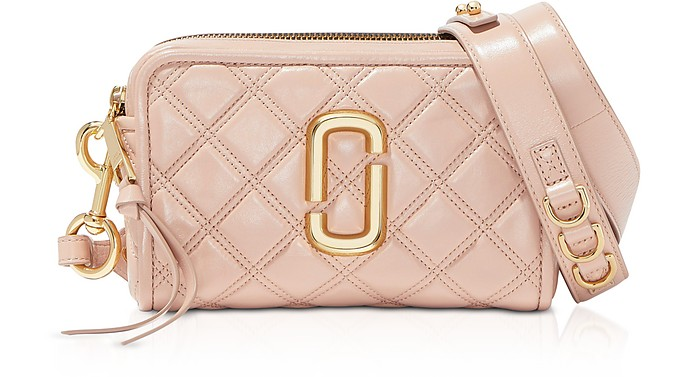 The Quilted Softshot 21 Lambskin Crossbody Bag - Marc Jacobs / マーク ジェイコブス