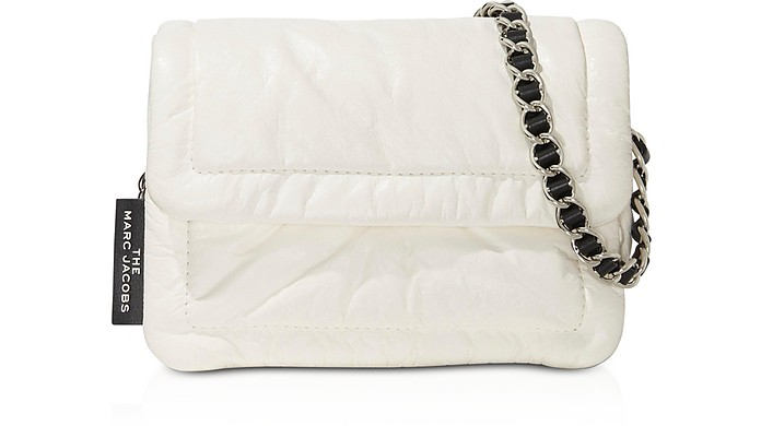The Mini Pillow Leather Crossbody Bag - Marc Jacobs