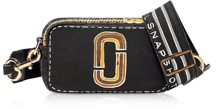 Cotton & Linen The Trompe L'oeil Snapshot Camera Bag - Marc Jacobs