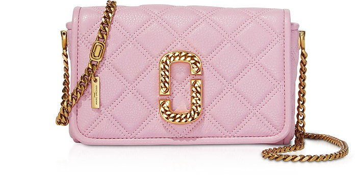 The Status Flap Quilted Leather Shoulder Bag - Marc Jacobs