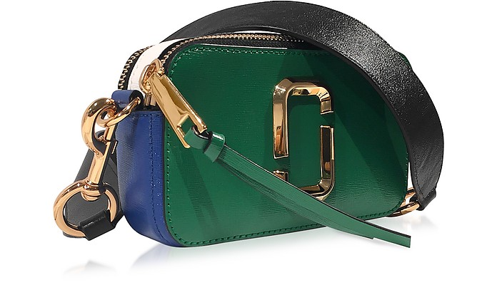 Marc Jacobs Snapshot Green Grass Saffiano Leather Small Camera Bag ...