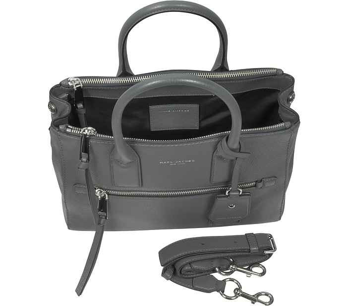 35e75a19310f Marc Jacobs Recruit East West Shadow Leather Tote at FORZIERI Australia