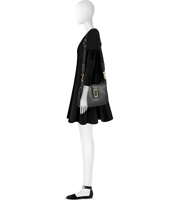 Interlock Black Leather Small Hobo Bag - Marc Jacobs.  262.50  525.00  Actual transaction amount 4837538aa78aa