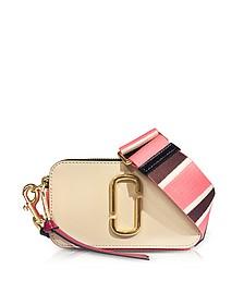 Light Slate Color Block Snapshot Camera Bag - Marc Jacobs