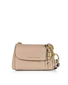 Grainy Leather Mini Boho Grind Shoulder Bag - Marc Jacobs
