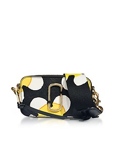 Yellow Multi Color Block Snapshot Daisy Camera Bag - Marc Jacobs