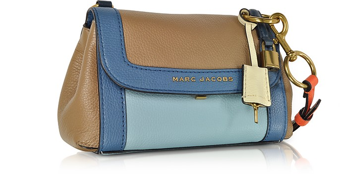 afb168177dc2 Marc Jacobs Vintage Blue The Colorblocked Mini Boho Grind at ...