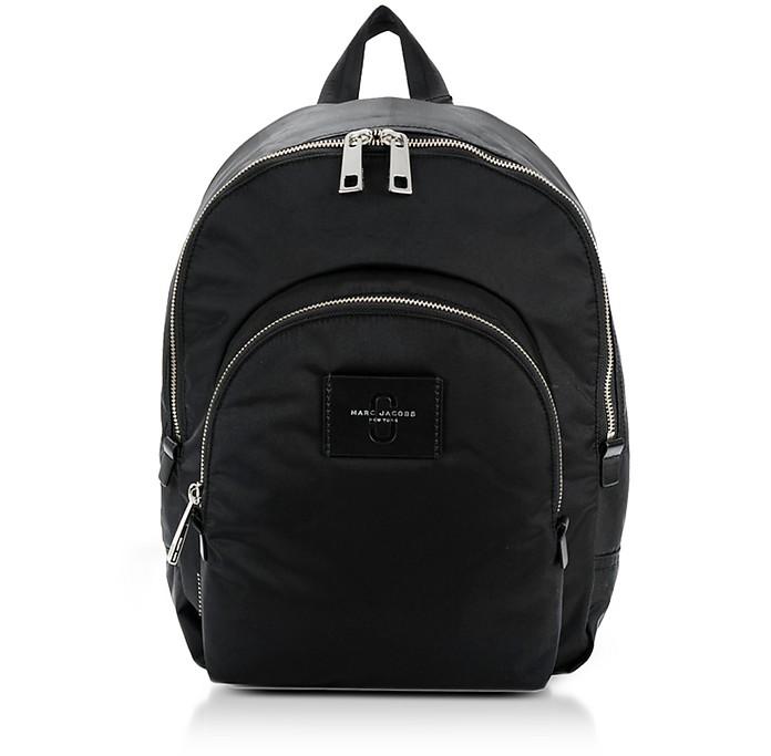 Black Nylon Double Zip Pack - Marc Jacobs