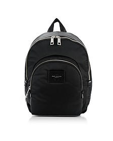 Black Nylon Double Zip Pack - Marc Jacobs