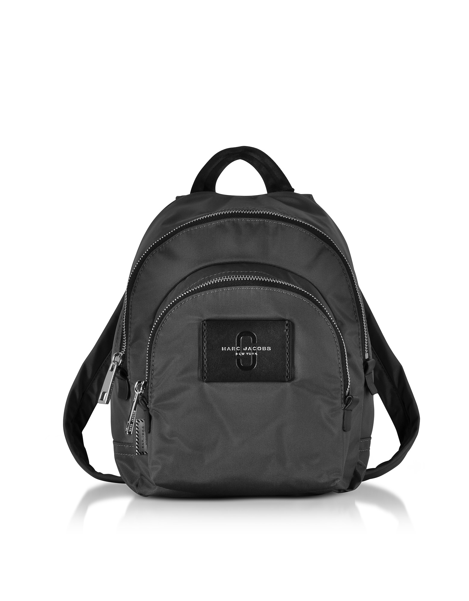 Marc Jacobs Sac à Dos Mini Double Pack Backpack en Polyester Noir