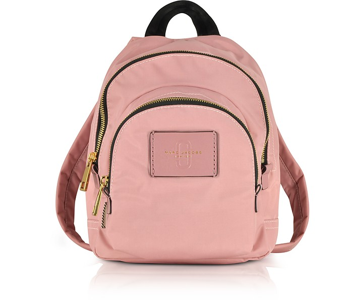 Marc Jacobs Rose Nylon Mini Double Zip Pack at FORZIERI Canada 7e9723178004c