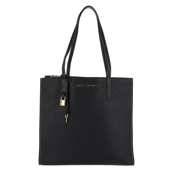 The Grind Shopper Tote Bag Black/Gold - Marc Jacobs / マーク ジェイコブス