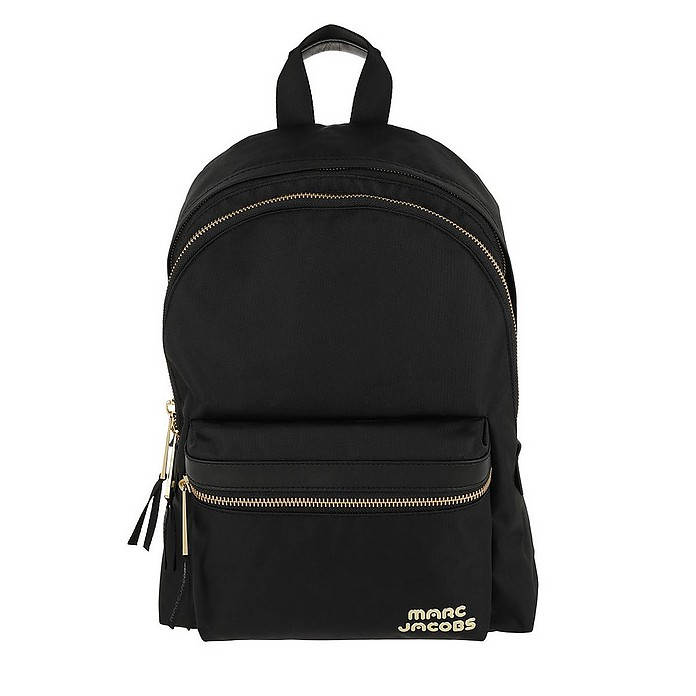 Trek Pack Large Backpack Black - Marc Jacobs
