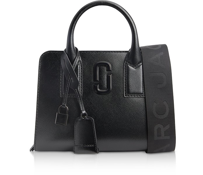 Black Little Big Shot DTM Bag - Marc Jacobs