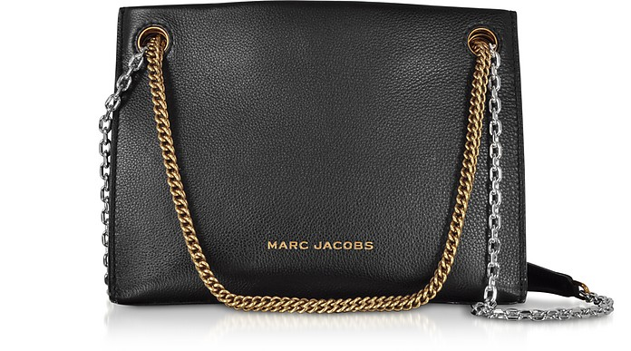 Double Link 27 Leather Shoulder Bag - Marc Jacobs