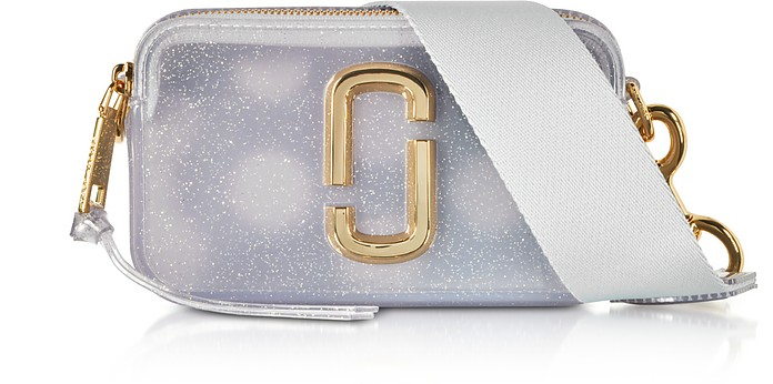 Jelly Glitter Snapshot Small Camera Bag - Marc Jacobs
