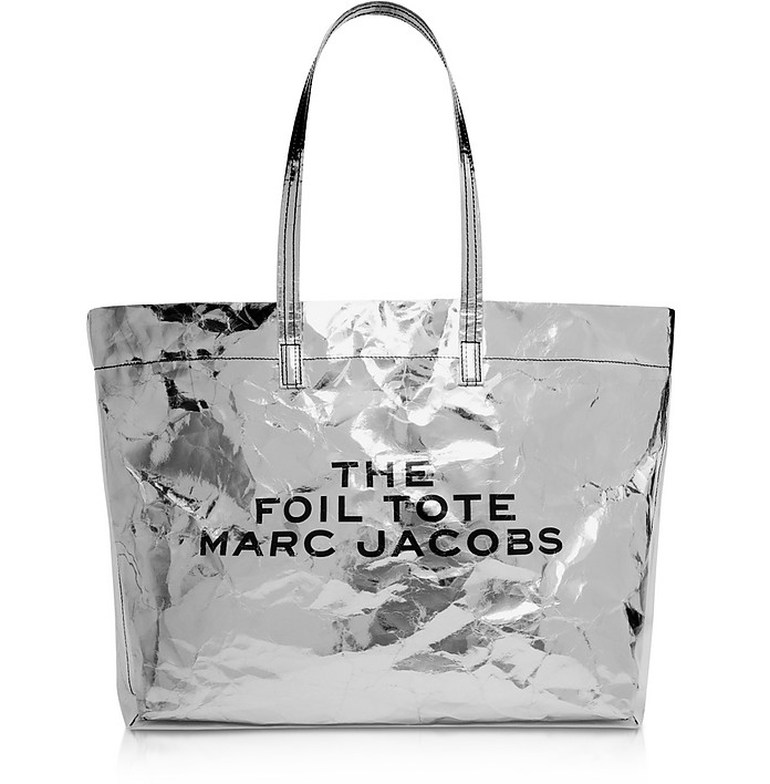 The Foil Tote Bag - Marc Jacobs