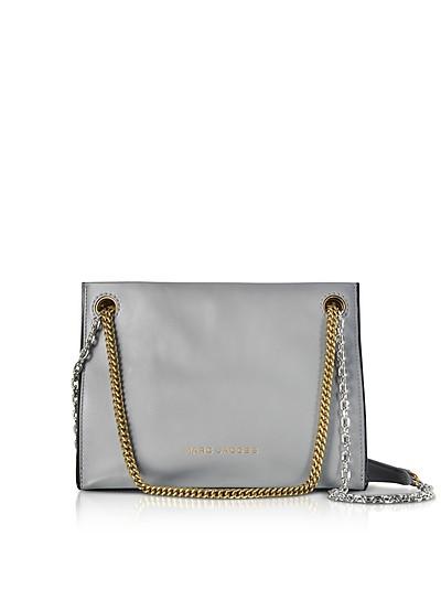 Double Link 27 Leather Shoulder Bag - Marc Jacobs