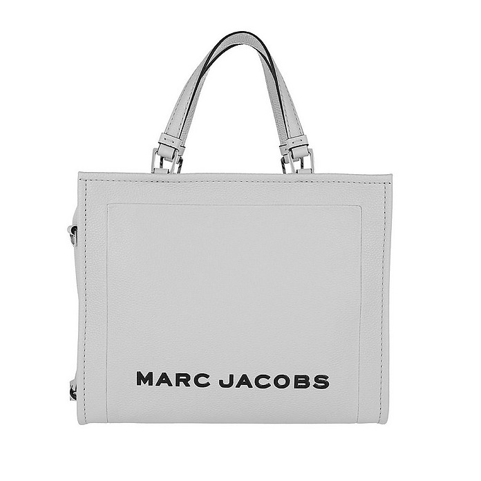 The Box Shopper Bag Swedish Grey - Marc Jacobs