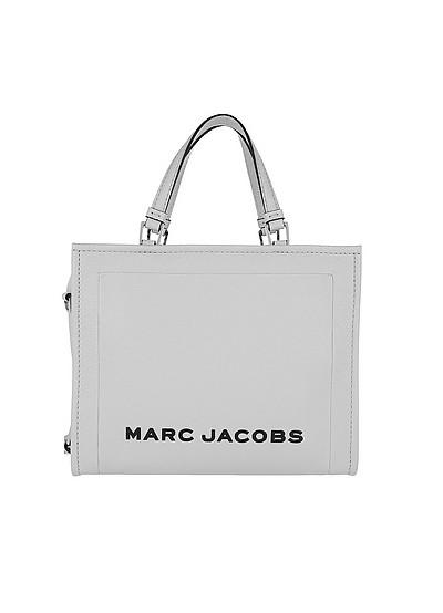 ef5737646362 The Box Shopper Bag Swedish Grey - Marc Jacobs