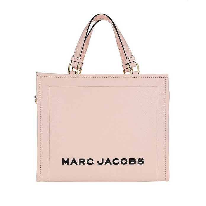 The Box Shopper Bag Blush - Marc Jacobs