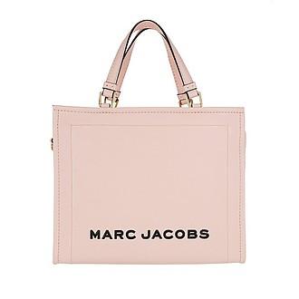 5d0c77e857f3 The Box Shopper Bag Blush - Marc Jacobs