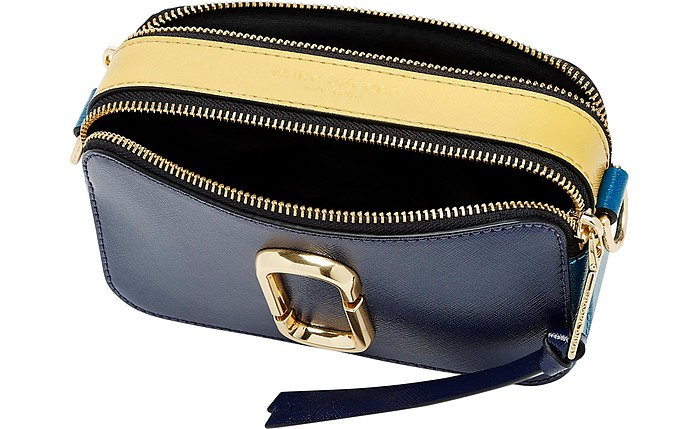 d59e43954247 Marc Jacobs Midnight Blue Multi Snapshot Camera Bag at FORZIERI Canada