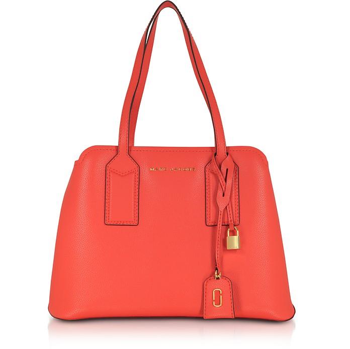 8f9b91e7753 The Editor Leather Tote Bag