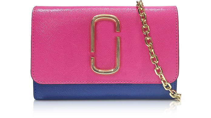 Snapshot Chain Wallet Clutch - Marc Jacobs