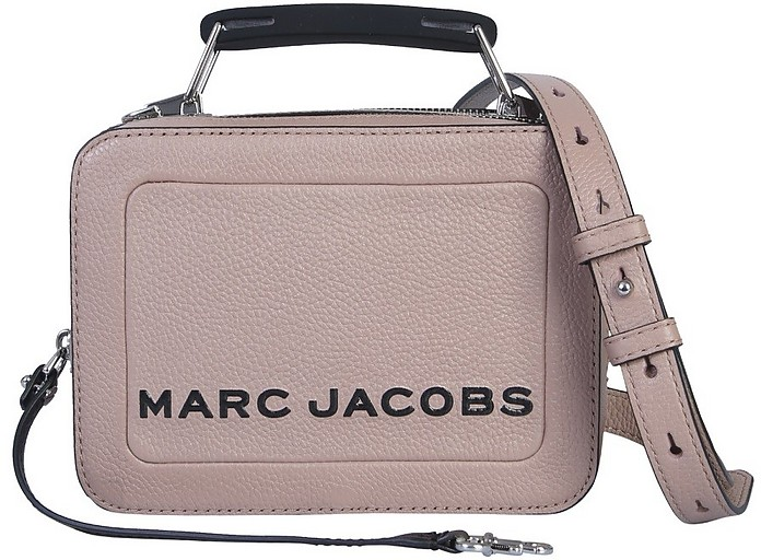 The Textured Box Mini Bag - Marc Jacobs