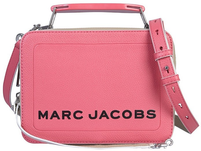 The Colorblock Textured Box Bag - Marc Jacobs