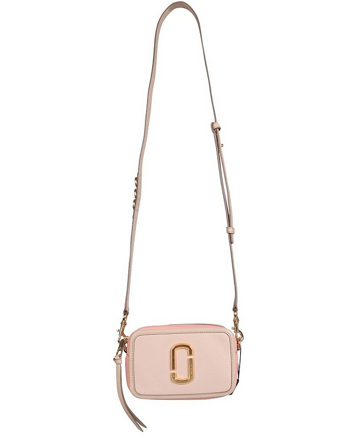 The Softshot Colorblocked 17 Bag - Marc Jacobs