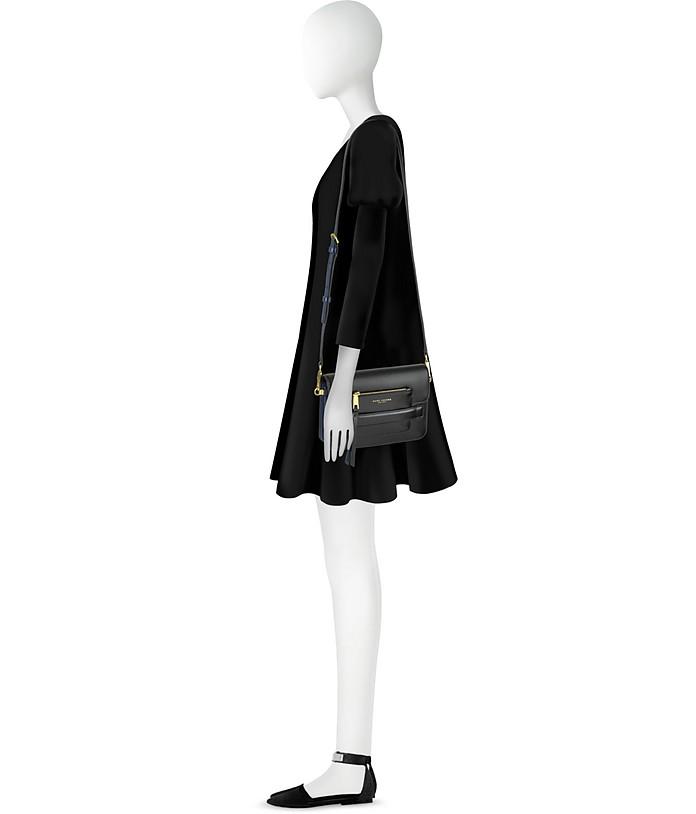 0a8baf215e19 Madison Black Saffiano Leather Medium Shoulder Bag - Marc Jacobs. C 685.00  Actual transaction amount