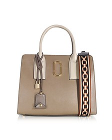 French Grey Multi Big Shot Tote Bag - Marc Jacobs
