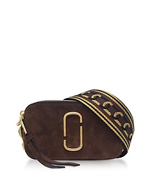 Chocolate Chain Snapshot Small Camera Bag - Marc Jacobs