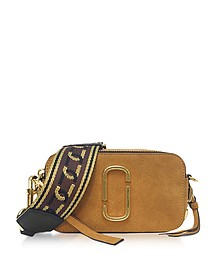 Mustard Yellow Chain Snapshot Small Camera Bag - Marc Jacobs