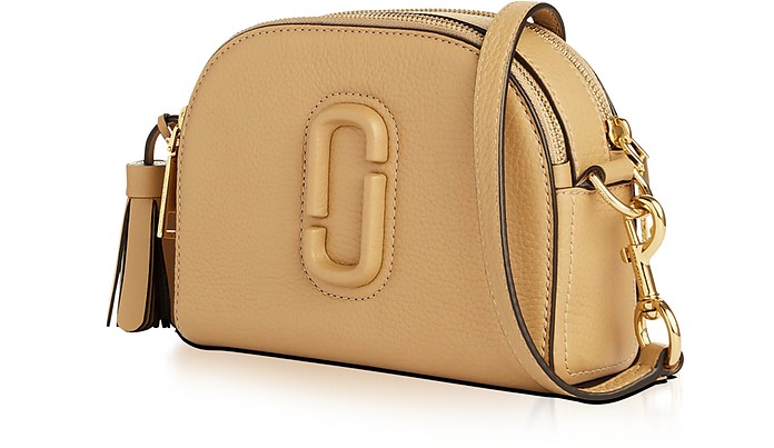 4cdf243d6203 Shutter Golden Beige Leather Small Camera Bag - Marc Jacobs. Sold Out