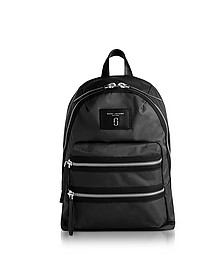 Black Nylon Biker Mini Backpack - Marc Jacobs