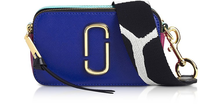 Saffiano Leather Snapshot Camera Bag  - Marc Jacobs