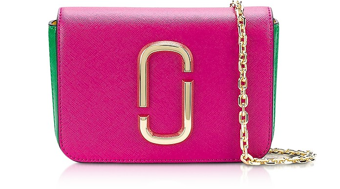 Hip Shot Saffiano Leather Belt bag - Marc Jacobs