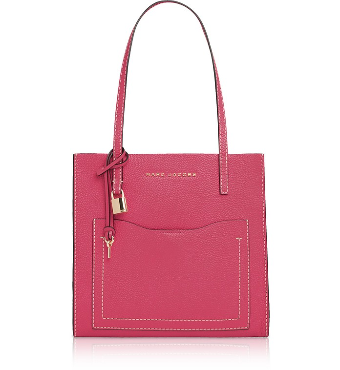Peony Medium Grind T-Pocket Tote Bag - Marc Jacobs