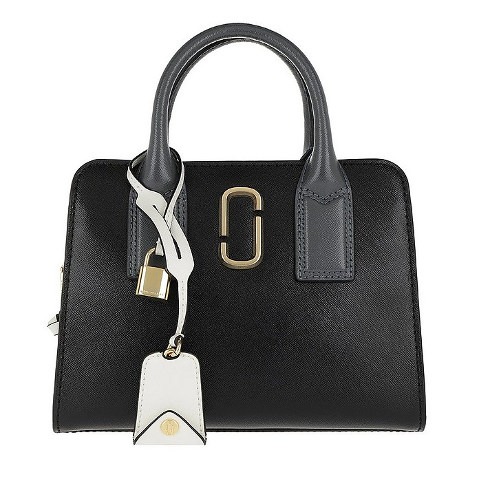 Little Big Shot Bag Black Multi - Marc Jacobs