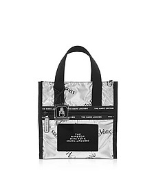 The Ripstop NY Mag Metallic Nylon Mini Tote