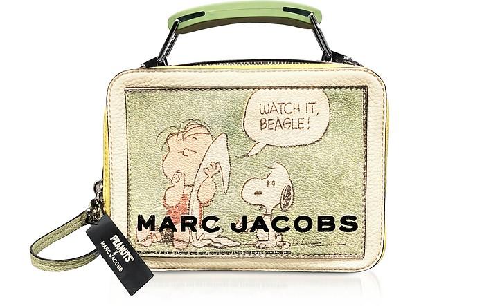 The Peanuts Box 20 Satchel Bag - Marc Jacobs