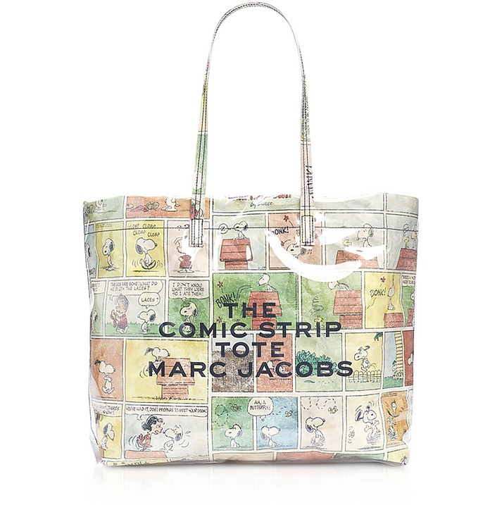 The Comic Strip Tote Bag - Marc Jacobs