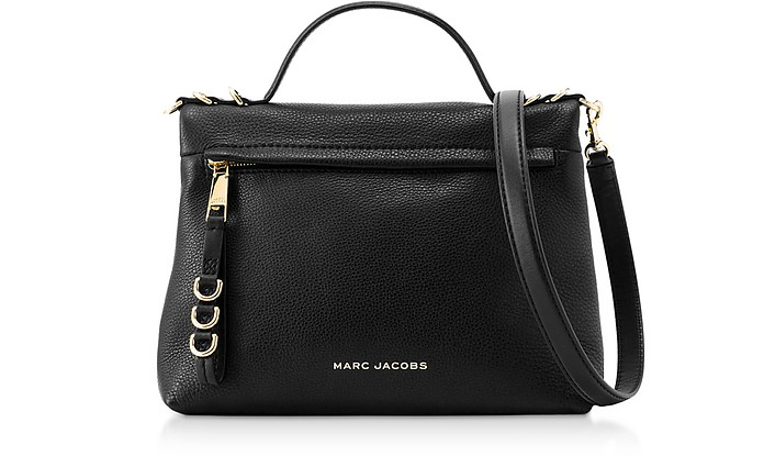 The Two Fold Black Satchel - Marc Jacobs / マーク ジェイコブス