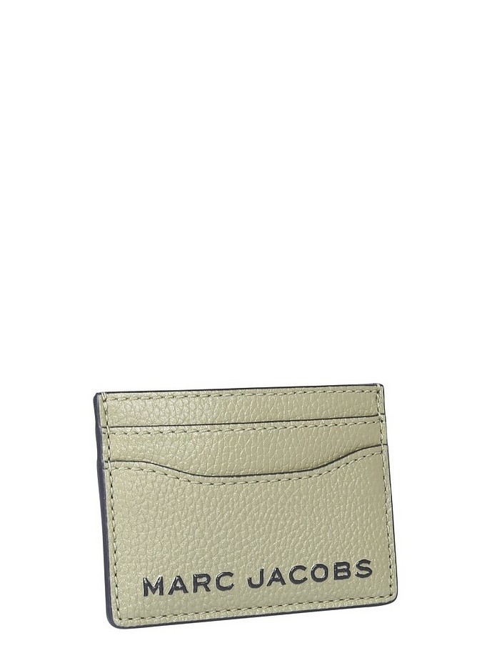 LEATHER CARD HOLDER - Marc Jacobs